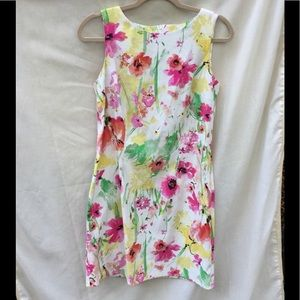 AGB Dress floral size10